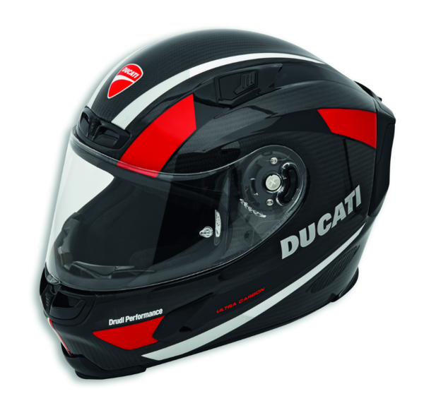 Ducati Speed Evo Integralhelm Gr. L