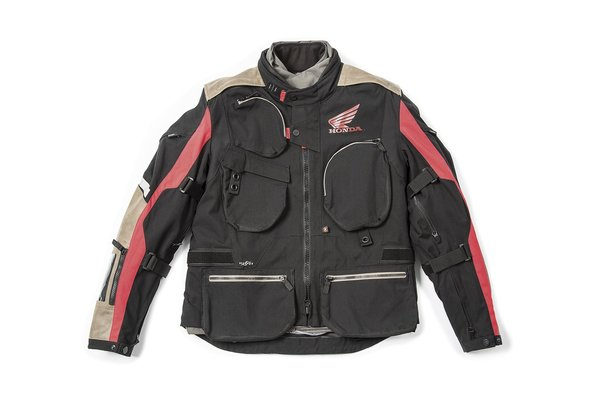 Honda Spidi Adventure Jacke Black