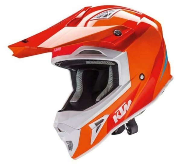 KTM Enduro Motorrad Helm Comp light Gr. XL,